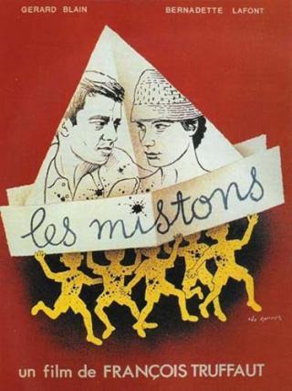 Les Mistons de François Truffaut (1957) avec Bernadette Lafont