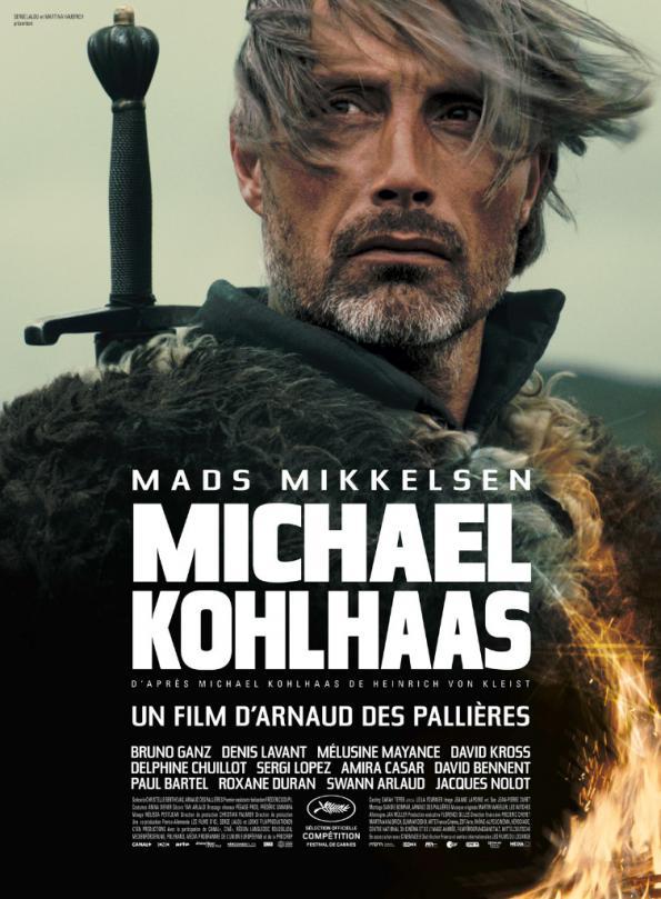 michael kohlhaas affiche