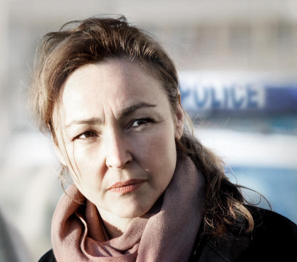 Catherine Frot dans le film Coup d'éclat de José Alcala