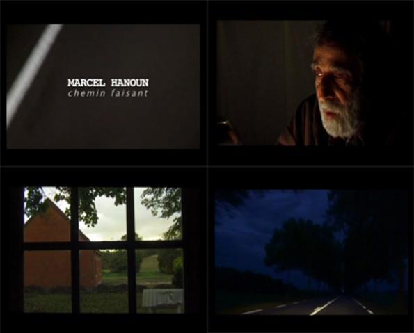 Photos du film de Laurent Aït Benalla Marcel Hanoun, chemin faisant (c) SLAB