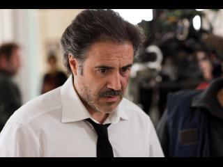 Gros plan du visage d'un homme (José Garcia)