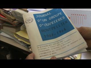 Journal d'un groupe d'ouvrières, Montpellier, 1967-1968