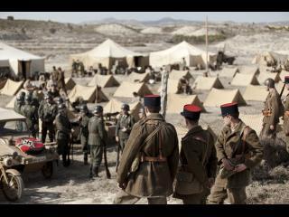 Camp militaire espagnol