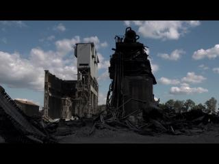 Usine en ruine