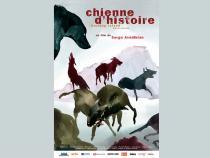 Affiche du film Chienne d'histoire