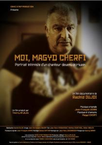 Moi, Magyd Cherfi © Comic Strip Production
