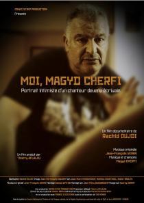 Moi, Magyd Cherfi © Comic Strip Production